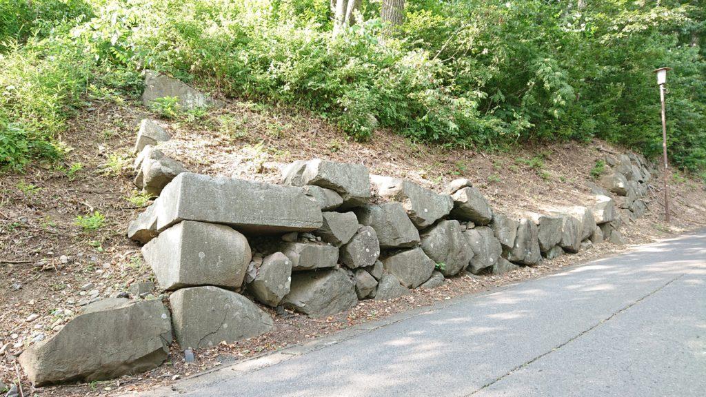 三戸城石垣