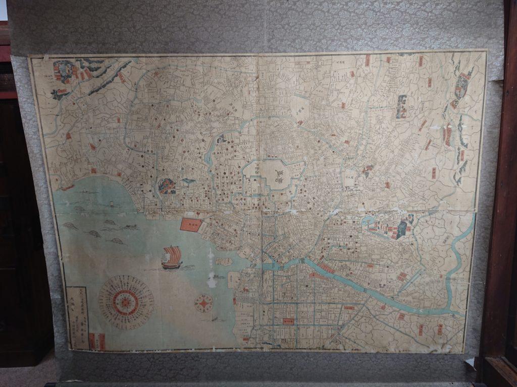 江戸 古地図